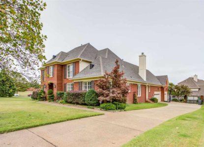 Villa de luxe en sécurité à Memphis, Tennessee, USA