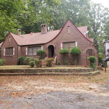 Villa style 1930 à Atlanta, Georgie, USA