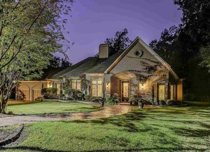 Villa lumineuse rénovée à Memphis, USA