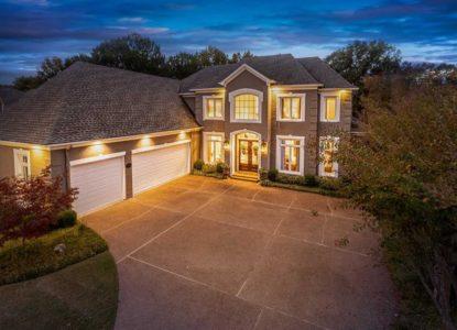 Villa lumineuse de 4 chambres à Memphis, Tennessee, USA