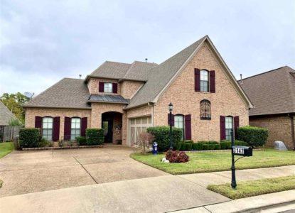 Magnifique villa avec jolie jardin à Memphis, Tennessee, USA