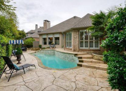 Villa spacieuse 3 chambres à vendre Dallas USA