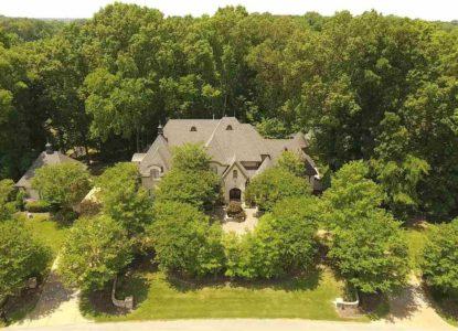 Villa 4 chambres en pleine nature à Memphis, USA