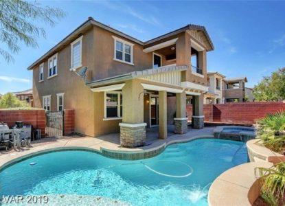 Villa à étages, 4 chambres à Las Vegas, USA