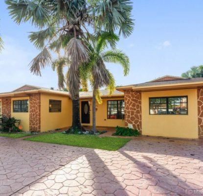 Charmante maison à acquérir à Miami USA