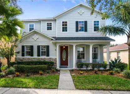 Fantastique villa à Orlando USA