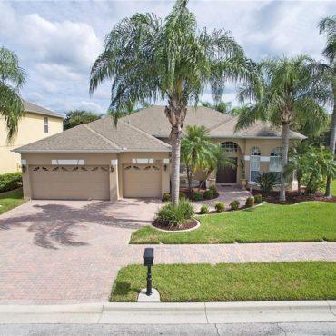 Grand villa dans un endroit confortable à Orlando, Floride, USA
