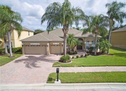 Grande villa 4 chambres à Orlando, Floride, USA