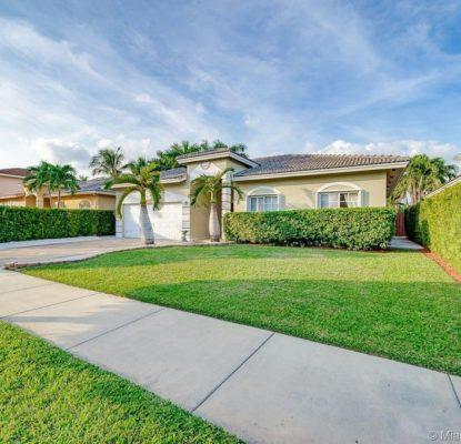 Incroyable maison à Miami USA