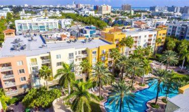 Joli appartement 1 chambre à Miami, Floride, USA