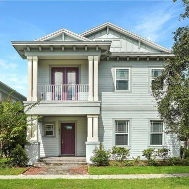 Belle maison à étage à Orlando USA