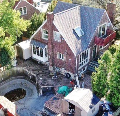 Maison spacieuse à vendre à New York, USA