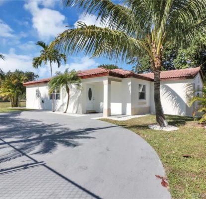 Jolie maison à Miami USA