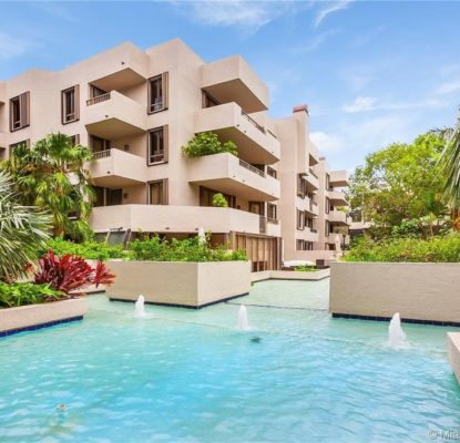 Appartement avec piscine à Miami USA