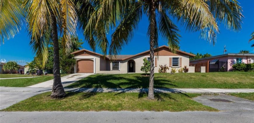 Maison de rêve à Miami USA