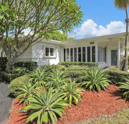 Confortable maison à Miami USA