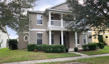 Villa à étages à Orlando USA