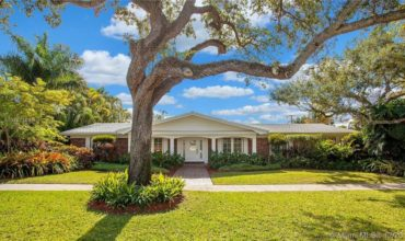 Villa plain-pied 4 chambres à Miami, Floride, USA