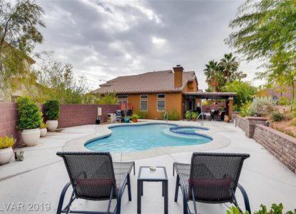 Belle villa avec piscine à Las Vegas, USA