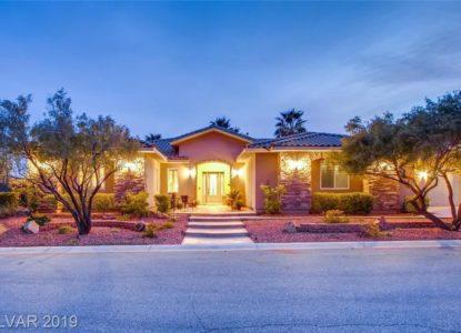 Villa aérée 4 chambres à Las Vegas, USA