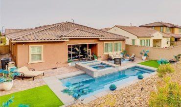 Un paradis de villa à Las Vegas, USA