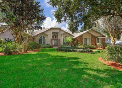 Paradisiaque villa à Orlando USA