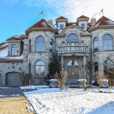 Villa 4 chambres 3 bains Montréal – Canada