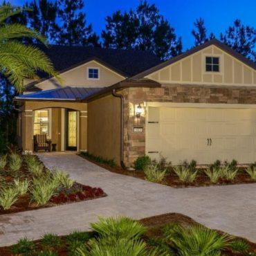 Villa de plain pied 3 chambres 3 bains, Orlando, Floride