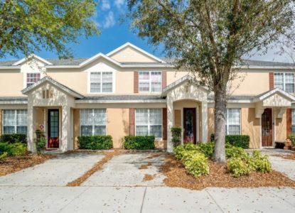 Maison de ville 3 chambres Kissimmee, Floride – USA