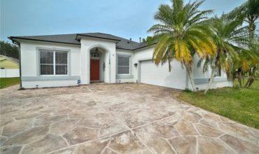 Villa 3 chambres 2 salles de bain Orlando, Floride – USA