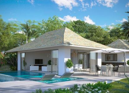 Villas Eco Lodges Domaine de Palmyre, Rivière Noire, Île Maurice
