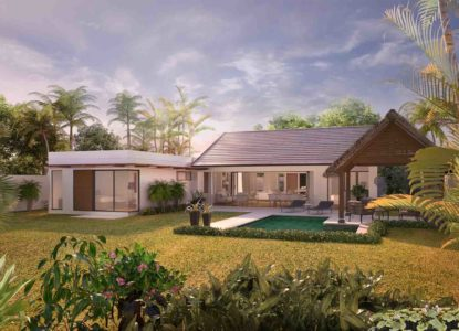 Les Villas du Parc Cap Marina, Cap Malheureux, île Maurice
