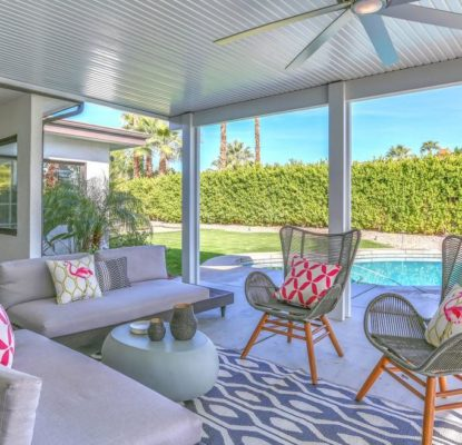 Villa Plein Pied, Palm Springs, Californie USA