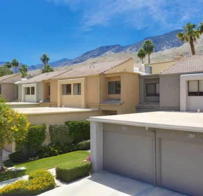 Appartement 2 chambres Palm Springs, Californie USA