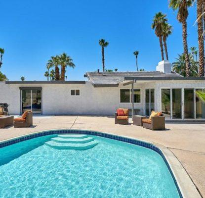 Villa 3 chambres Palm Springs, Californie USA