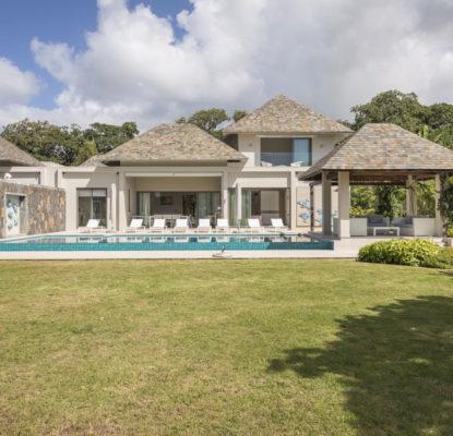 Villas Fairways Anahita, La Place Belgath, île Maurice