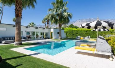 Villa 3 chambres, Palm Springs, Californie USA