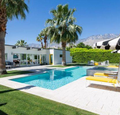 Villa 3 chambres, Palm Springs, Californie USA
