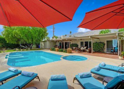 Villa Plein Pied 3 chambres, Palm Springs USA