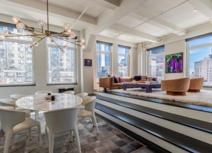 Loft 2 chambres 2 salles de bain New York Manhattan