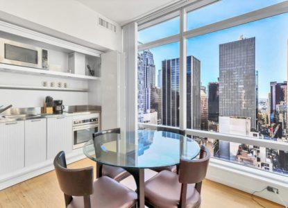 Appartement 2 chambres 2 salles de bain à louer à New York