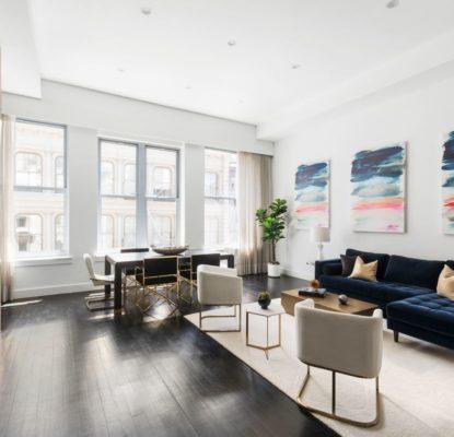 Loft 3 chambres au coeur de SoHo New York Manhattan