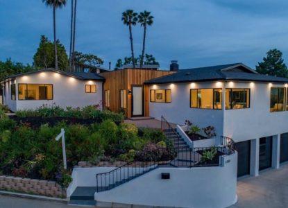 Villa d'architecte Los Angeles Californie