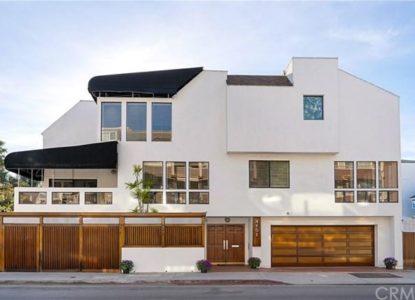 Villa moderne Marina Del Rey Los Angeles Californie