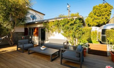Maison individuelle Santa Monica Los Angeles
