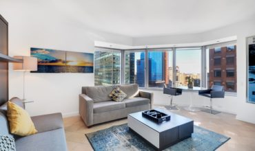 Appartement meublé à louer 1 chambre New York