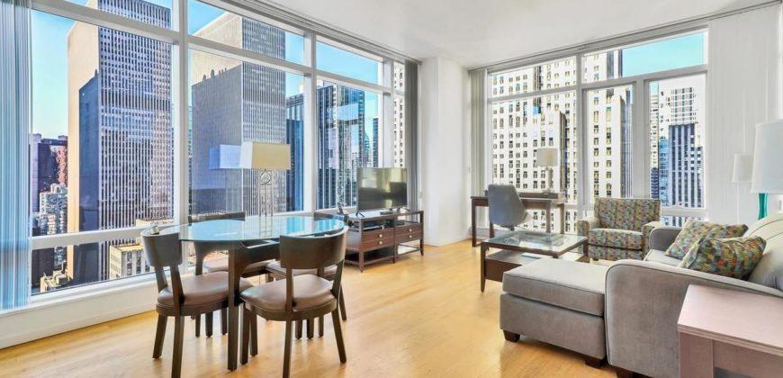 Appartement 2 chambres 2 salles de bain New York USA