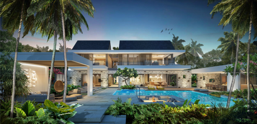 One-Only Private Homes Villa 6 Chambres le Saint Geran, Ile Maurice
