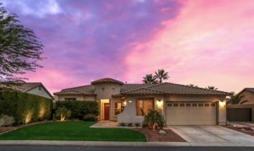 Villa 4 chambres, Palms Springs, Californie USA