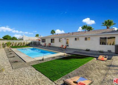 Villa 4 chambres, Palm Springs, Californie USA
